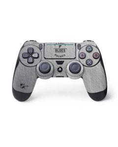 St. Louis Blues Black Text PS4 Pro/Slim Controller Skin