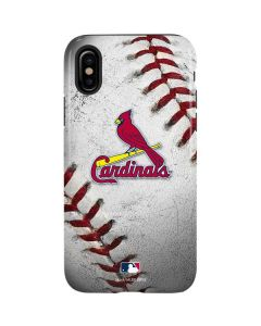 St. Louis Cardinals Game Ball iPhone XS Max Pro Case