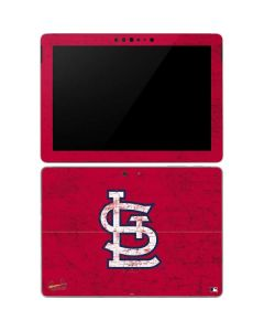 St. Louis Cardinals - Solid Distressed Surface Go Skin