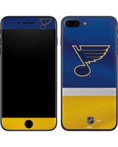 St. Louis Blues Jersey iPhone 8 Plus Skin