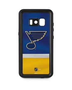 St. Louis Blues Jersey Galaxy S8 Plus Waterproof Case