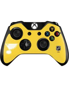 St. Louis Blues Color Pop Xbox One Controller Skin
