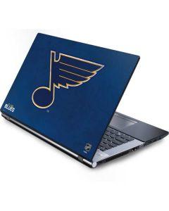 St. Louis Blues Distressed Generic Laptop Skin