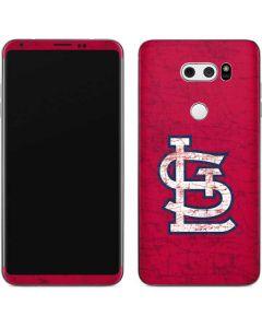 St. Louis Cardinals - Solid Distressed V30 Skin