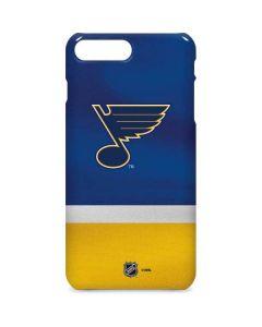 St. Louis Blues Jersey iPhone 8 Plus Lite Case