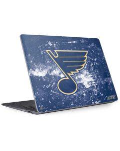 St. Louis Blues Frozen Surface Laptop 2 Skin