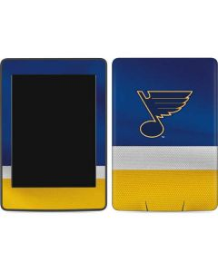 St. Louis Blues Jersey Amazon Kindle Skin