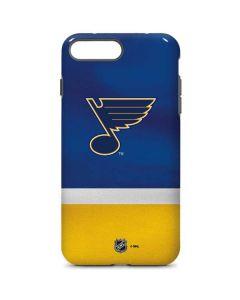 St. Louis Blues Jersey iPhone 8 Plus Pro Case
