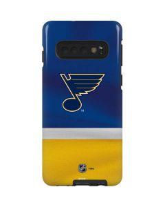 St. Louis Blues Jersey Galaxy S10 Pro Case