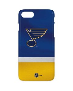 St. Louis Blues Jersey iPhone 8 Lite Case