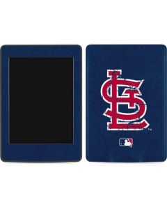St. Louis Cardinals- Alternate Solid Distressed Amazon Kindle Skin