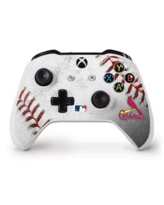 St. Louis Cardinals Game Ball Xbox One S Controller Skin