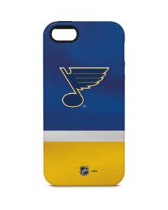 St. Louis Blues Jersey iPhone 5/5s/SE Pro Case