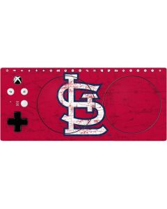 St. Louis Cardinals - Solid Distressed Xbox Adaptive Controller Skin