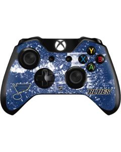 St. Louis Blues Frozen Xbox One Controller Skin