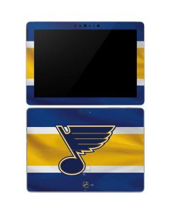 St. Louis Blues Jersey Surface Go Skin