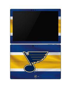 St. Louis Blues Jersey Surface Pro 6 Skin