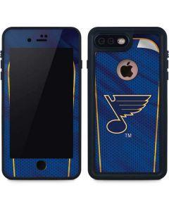 St. Louis Blues Home Jersey iPhone 7 Plus Waterproof Case