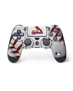 St. Louis Cardinals Game Ball PS4 Controller Skin