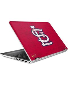 St. Louis Cardinals - Solid Distressed HP Pavilion Skin