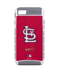 St. Louis Cardinals - Solid Distressed iPhone 8 Cargo Case