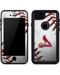 St. Louis Cardinals Game Ball iPhone 8 Waterproof Case