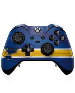 St. Louis Blues Jersey Xbox One Elite Controller Skin