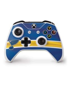 St. Louis Blues Jersey Xbox One S Controller Skin
