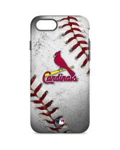 St. Louis Cardinals Game Ball iPhone 8 Pro Case