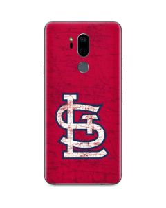St. Louis Cardinals - Solid Distressed G7 ThinQ Skin