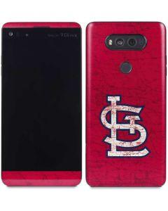 St. Louis Cardinals - Solid Distressed V20 Skin