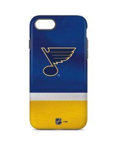 St. Louis Blues Jersey iPhone 7 Pro Case