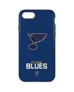 St. Louis Blues Distressed iPhone 7 Pro Case
