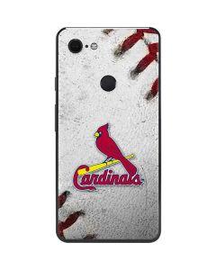 St. Louis Cardinals Game Ball Google Pixel 3 XL Skin