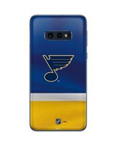 St. Louis Blues Jersey Galaxy S10e Skin