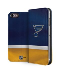 St. Louis Blues Jersey iPhone 7 Folio Case