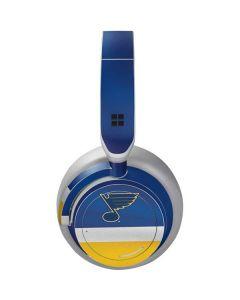 St. Louis Blues Jersey Surface Headphones Skin