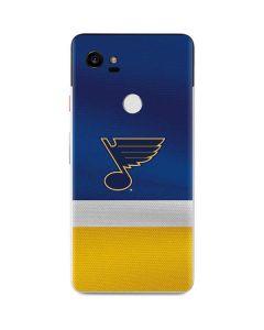 St. Louis Blues Jersey Google Pixel 2 XL Skin