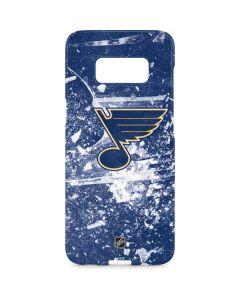 St. Louis Blues Frozen Galaxy S8 Plus Lite Case