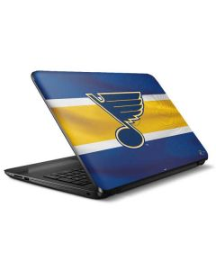 St. Louis Blues Jersey HP Notebook Skin
