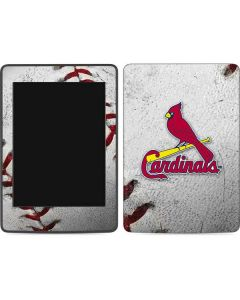 St. Louis Cardinals Game Ball Amazon Kindle Skin