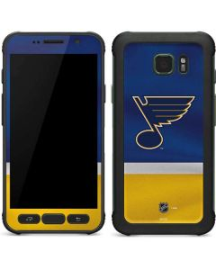 St. Louis Blues Jersey Galaxy S7 Active Skin