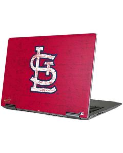 St. Louis Cardinals - Solid Distressed Yoga 710 14in Skin
