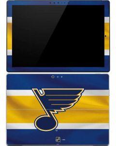 St. Louis Blues Jersey Surface Pro (2017) Skin