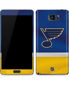 St. Louis Blues Jersey Galaxy Note5 Skin