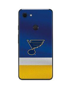 St. Louis Blues Jersey Google Pixel 3 XL Skin