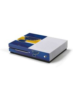 St. Louis Blues Jersey Xbox One S Console Skin