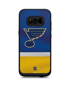 St. Louis Blues Jersey LifeProof Fre Galaxy Skin