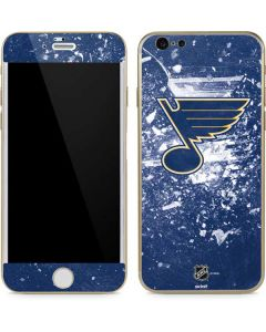 St. Louis Blues Frozen iPhone 6/6s Skin