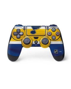 St. Louis Blues Jersey PS4 Controller Skin